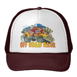 Off Road Rage trucker style hat