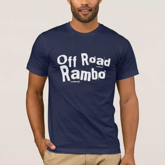 Off Road Rambo T-Shirt