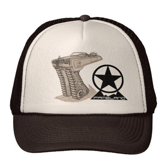 Off Road Rolling Stone Rock N Roll Rolls Royce Trucker Hat