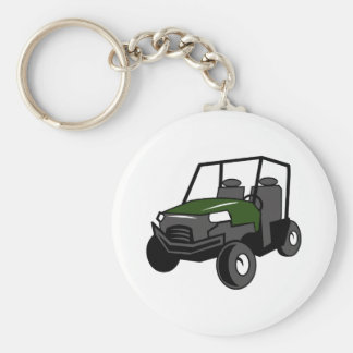 OFF ROAD VEHICLE KEYCHAIN