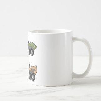 Off road Vehicle Utility Coffee Mug