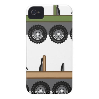 Off road Vehicle Utility iPhone 4 Cover