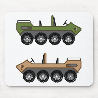 Off road Vehicle Utility Mouse Pad