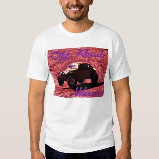 Off Road Warrior 2 T Shirts