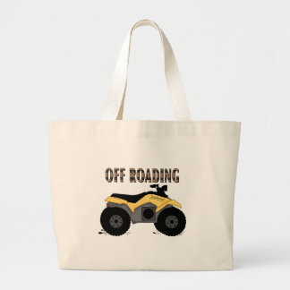 Off Roading Tshirts and Gifts Canvas Bag