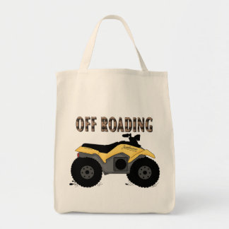 Off Roading Tshirts and Gifts Grocery Tote Bag
