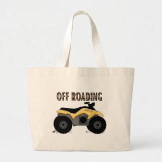 Off Roading Tshirts and Gifts Jumbo Tote Bag