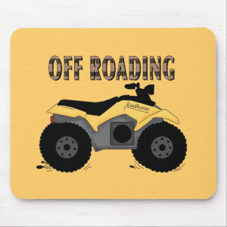 Off Roading Tshirts and Gifts Mouse Pad