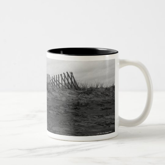 Off season Two-Tone coffee mug