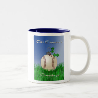 Off Season's Greetings Mug