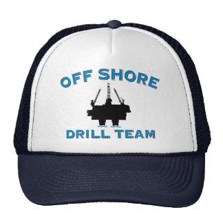 Off Shore Drill Team Trucker Hat