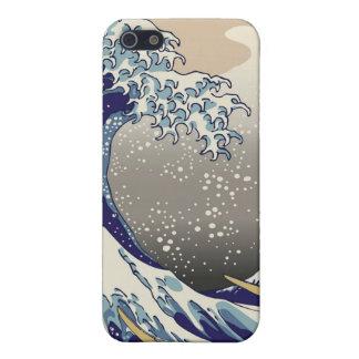 Off Shore Of Kanagawa - 冨嶽三十六景(ふがくさんじゅうろっけい) iPhone 5 Case