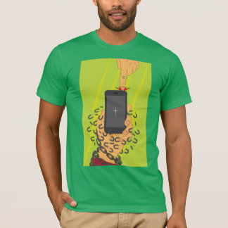 Off Smartphone T-shirts
