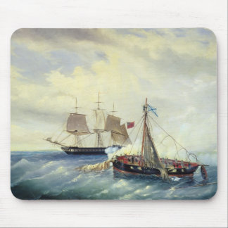 Off the coast of Nargen Island Mousepad