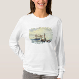 Off the coast of Nargen Island T-Shirt