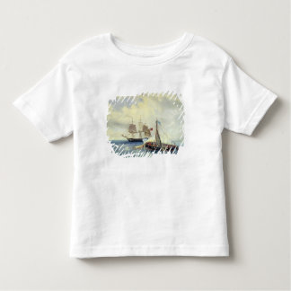 Off the coast of Nargen Island Toddler T-shirt