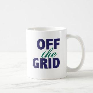 Off the Grid Coffee Mug