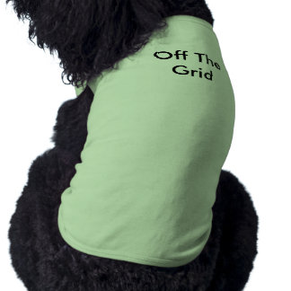 Off The Grid Doggie T Shirt