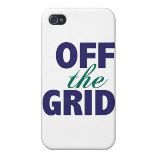 Off the Grid Cases For iPhone 4