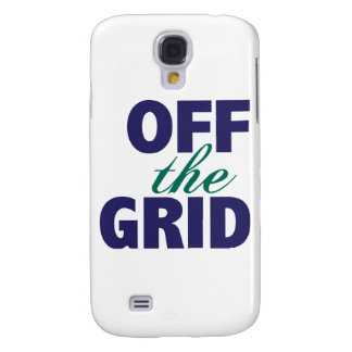 Off the Grid Samsung Galaxy S4 Cover