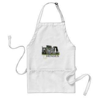 Off the Henges Adult Apron