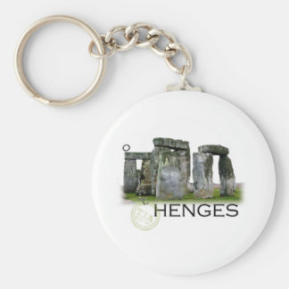 Off the Henges Keychain