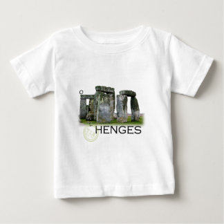 Off the Henges T-shirts