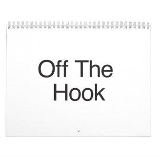 Off The Hook.ai Calendars