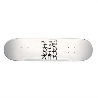 Off The Hook Pay Phone Skateboard Deck