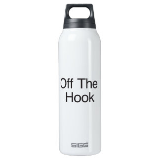 Off The Hook 16 Oz Insulated SIGG Thermos Water Bottle