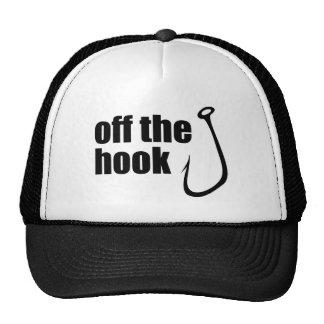 Off The Hook Trucker Hat