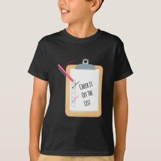 Off The List T-Shirt