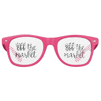 Off the Market Retro Sunglasses