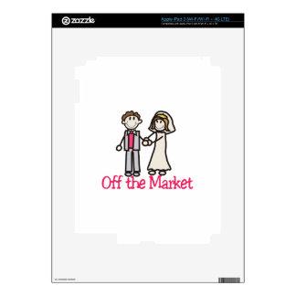 Off the Market iPad 3 Skin