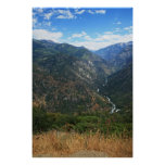 Off the Road to Kings Canyon Print