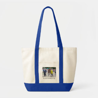 Off the Tracks by Curlin & Harve De Grace Tote Bag