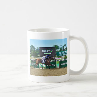 Off the Tracks Coffee Mug