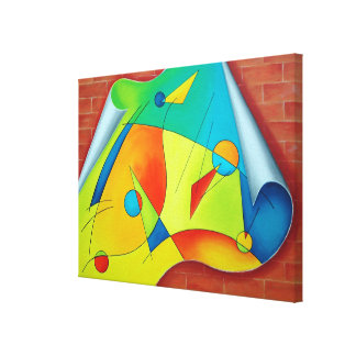 Off The Wall Art Canvas Print