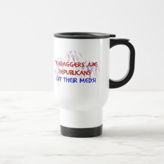 OFF THEIR MEDS COFFEE MUGS