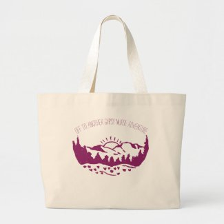 Off To Another Gypsy Nurse Adventure Tote Bag