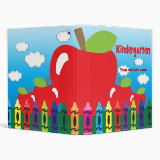 Off to Kindergarten Binder