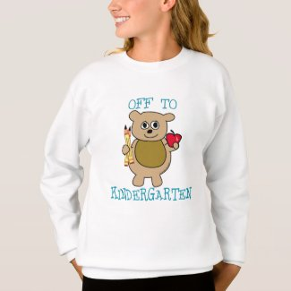 Off to Kindergarten T-Shirt