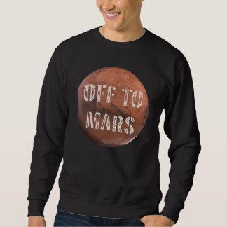 Off To Mars Sweatshirt