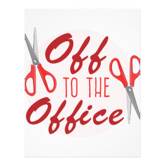 Off To Office Letterhead