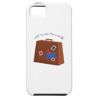 Off To See The World! iPhone 5 Cases