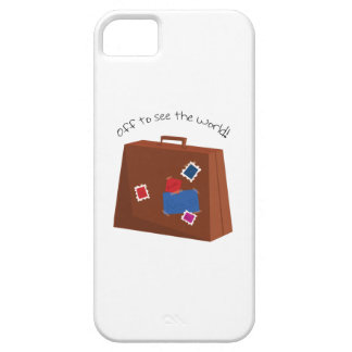 Off To See The World! Case For iPhone 5/5S