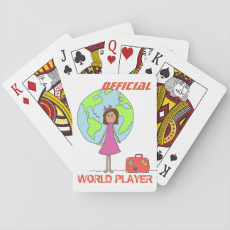 Off to see the world - Pack of cards