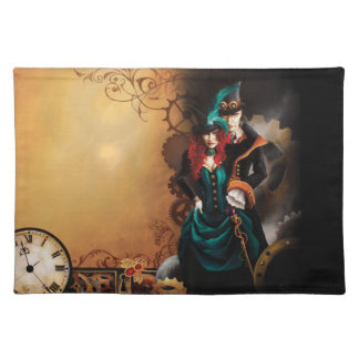 Off to the Ball Cloth Placemat