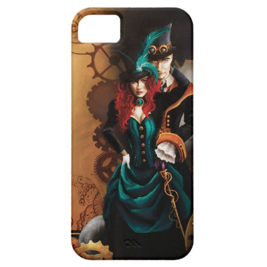 Off to the Ball iPhone SE/5/5s Case
