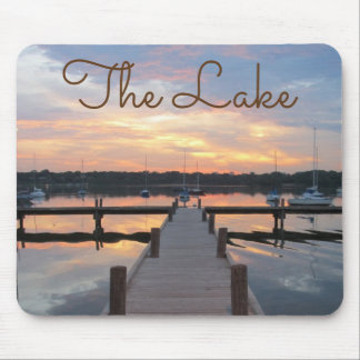 Off to the Lake! Mouse Pad
